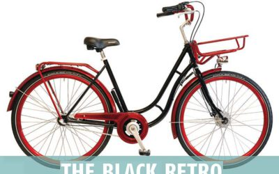 "Wittich Damen Tourensport ""The Black Retro"""