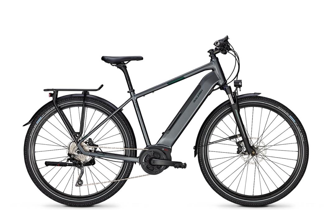 Raleigh, E-Bike, Kent 10, XXL